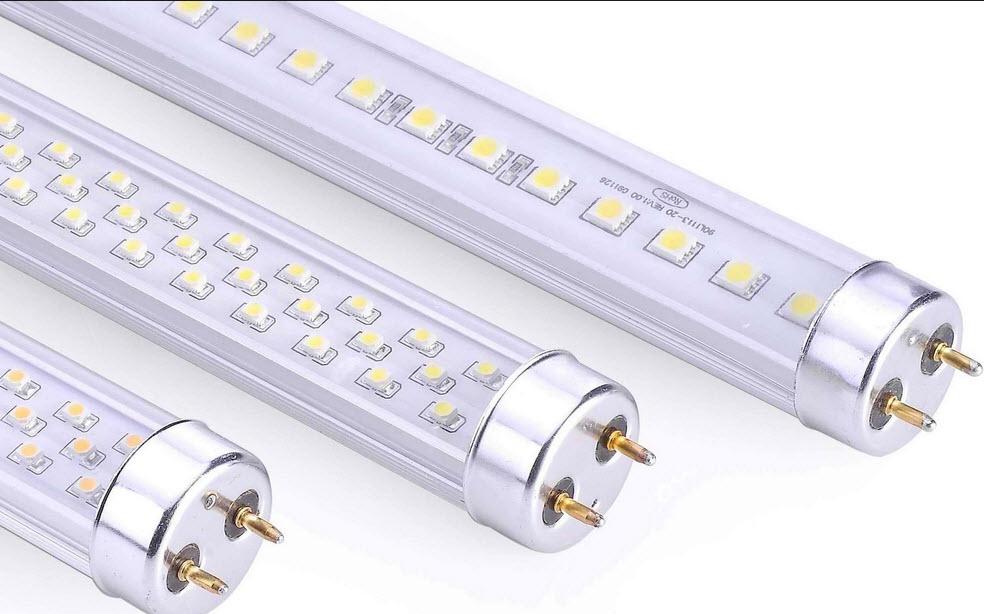 LED retrofit example